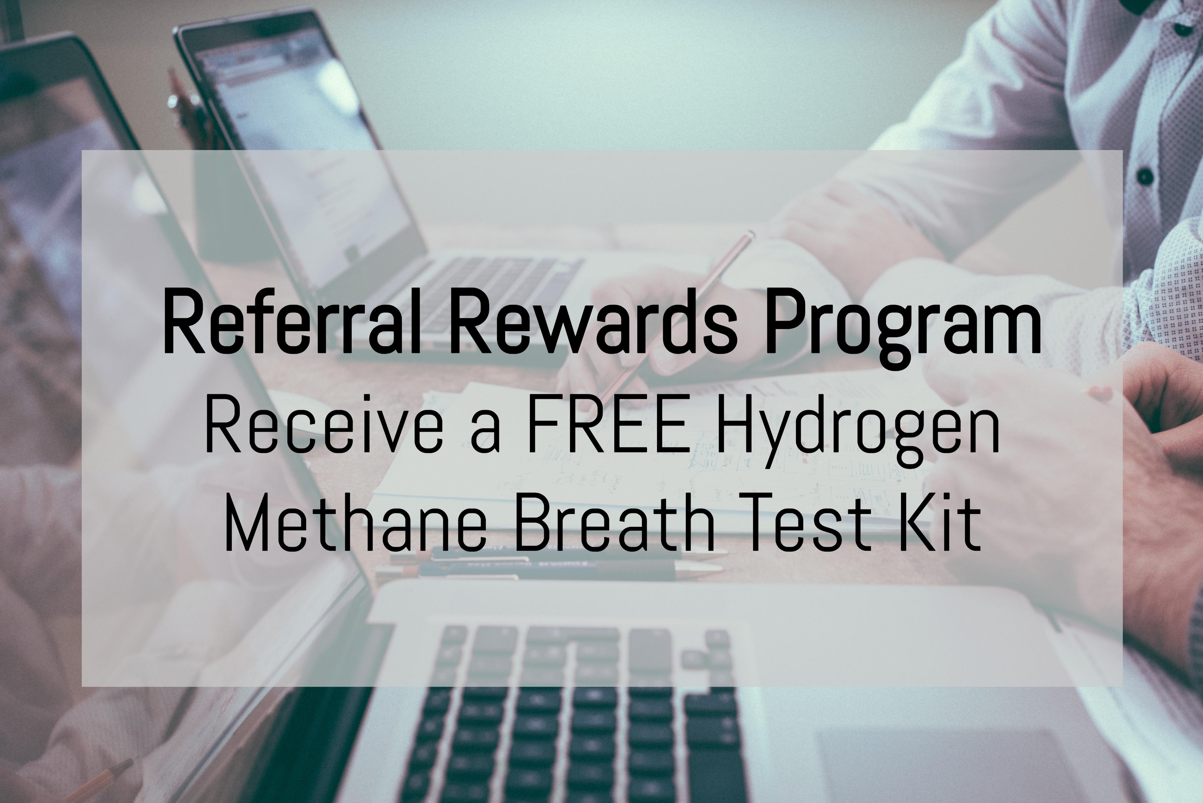 Referral Rewards Program