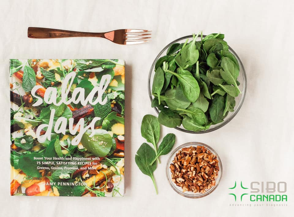 Simple Spinach Salad Recipe